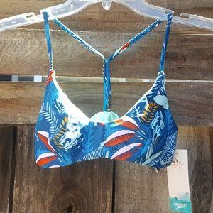 NWT Bikini Top Speedo Small